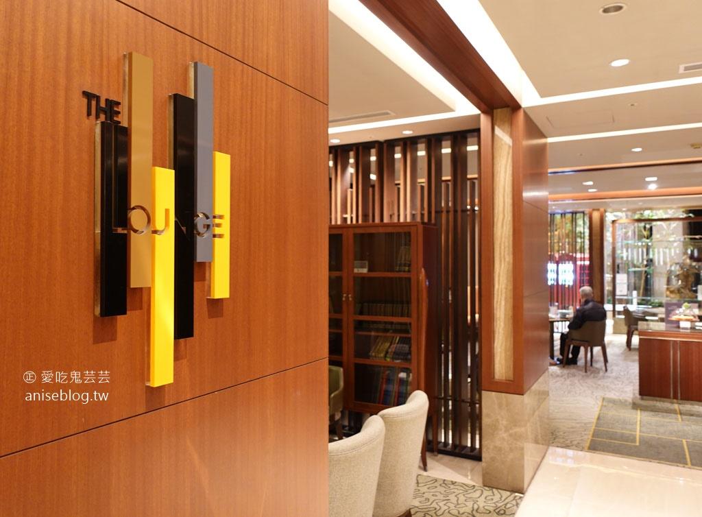 台北喜來登大廳酒吧  The Lounge,牛肉麵、海南雞飯是招牌,環境舒適餐點可口