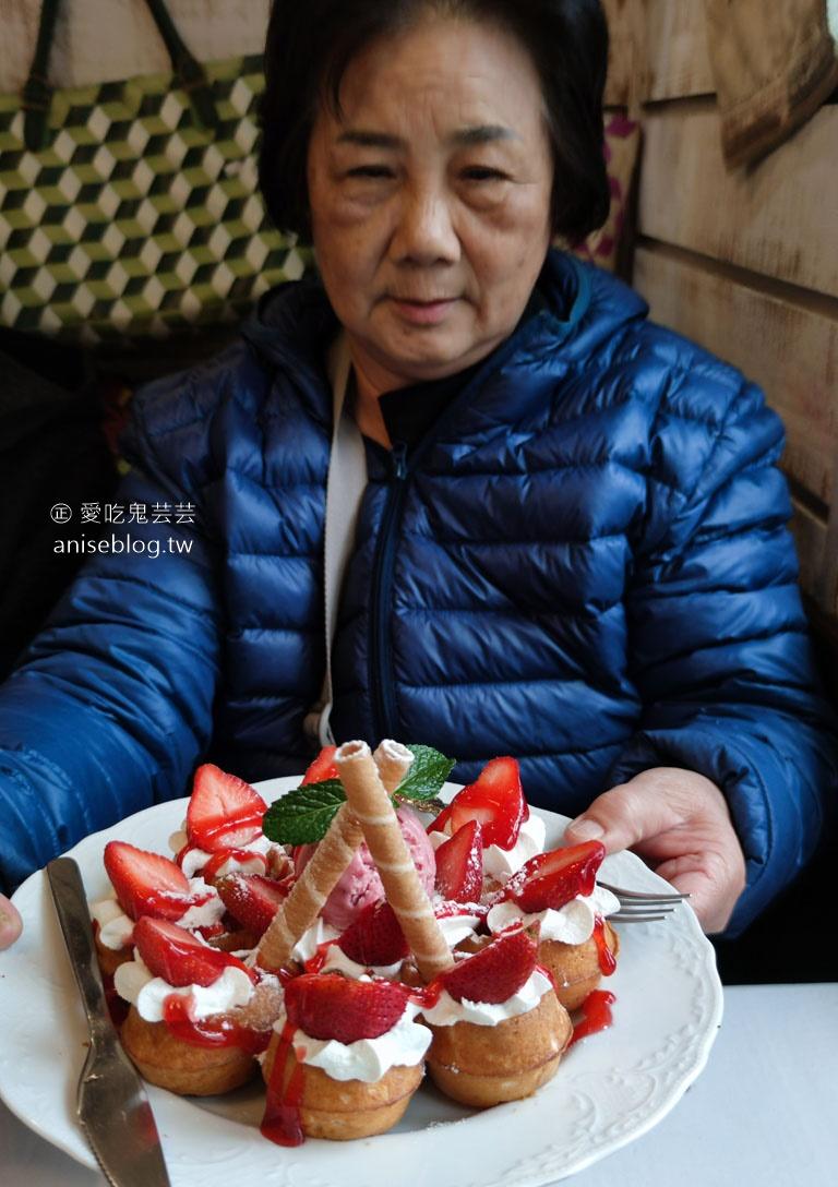 大湖草莓半日遊   春不老農園、花間集巨無霸草莓冰、醉心亭客家料理、卓也小屋書園子