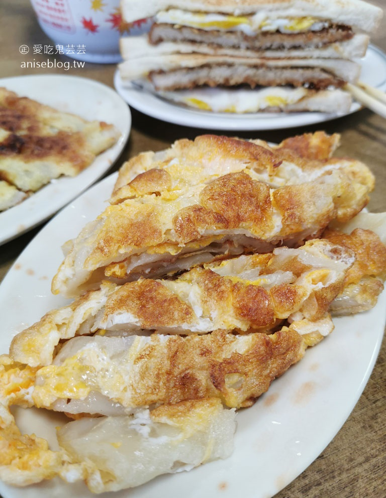 花蓮早餐   大漢街早餐,激推超好吃粉漿蛋餅