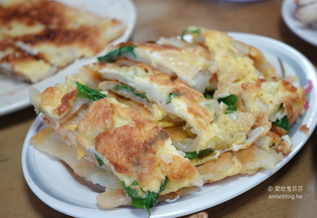 花蓮早餐 | 大漢街早餐,激推超好吃粉漿蛋餅