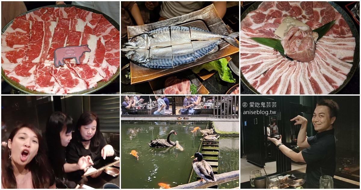 碳佐麻里高雄美術館旗艦店,來自台南的超人氣燒肉店 @愛吃鬼芸芸