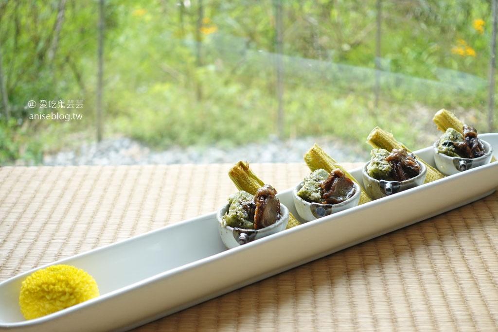 食養山房,精緻優雅的無菜單料理,隱身山林的世外桃源
