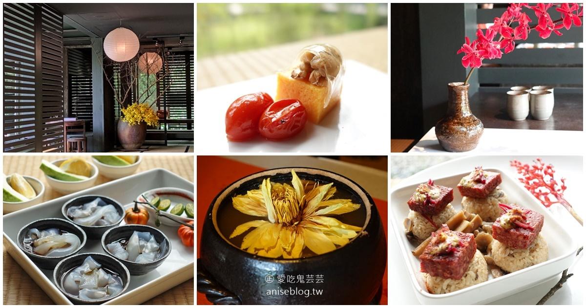 今日熱門文章:食養山房,精緻優雅的無菜單料理,隱身山林的世外桃源