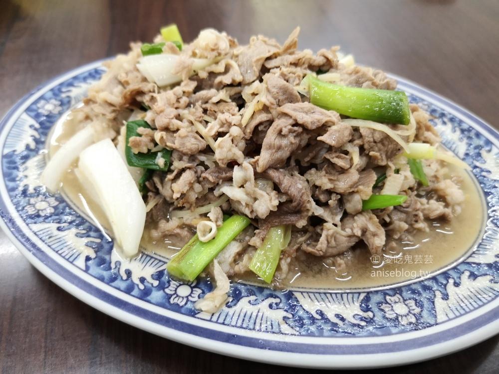正羊肉榮頭前店,炒羊肉飯、羊肉麵線(姊姊食記)