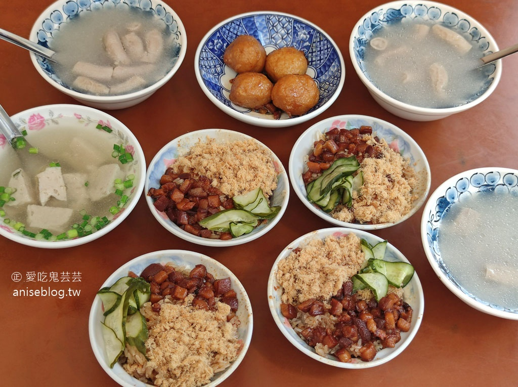首府米糕棧,台南百年老店,米糕果真可口好吃!