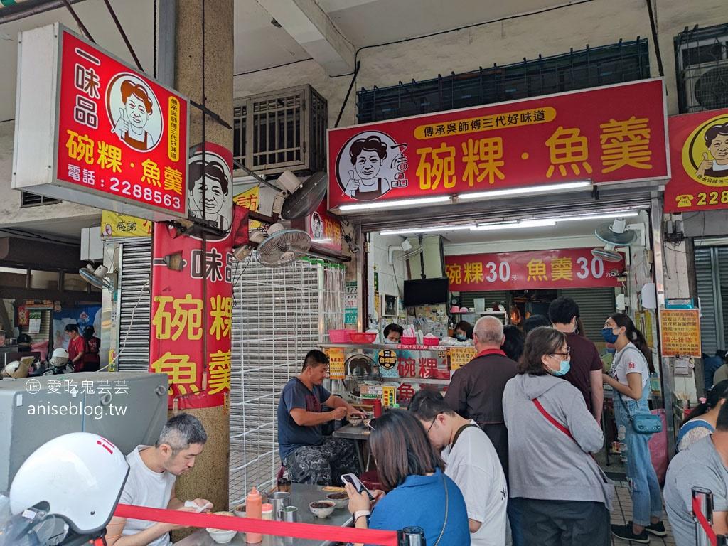 台南超人氣小吃   金得春捲、富盛號碗粿 @台南永樂市場