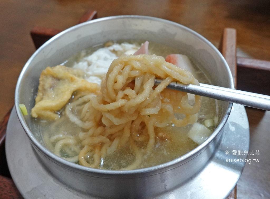 台南小吃 | 古早味鍋燒麵、鄭記碗粿、順天冰棒、小西腳青草茶