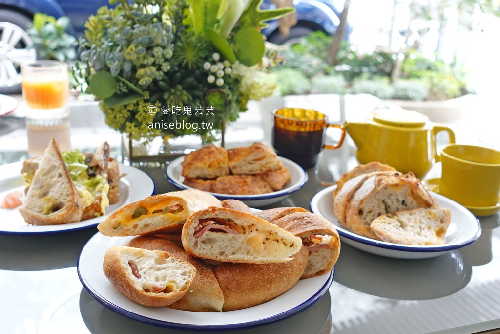 Ours Bakery (Boulangerie Ours),優質美味歐系麵包專門店
