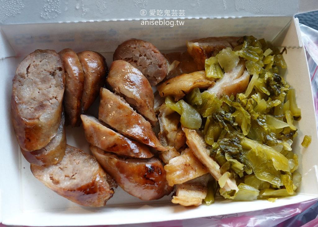 福建街香腸、糯米腸,花蓮50年老店