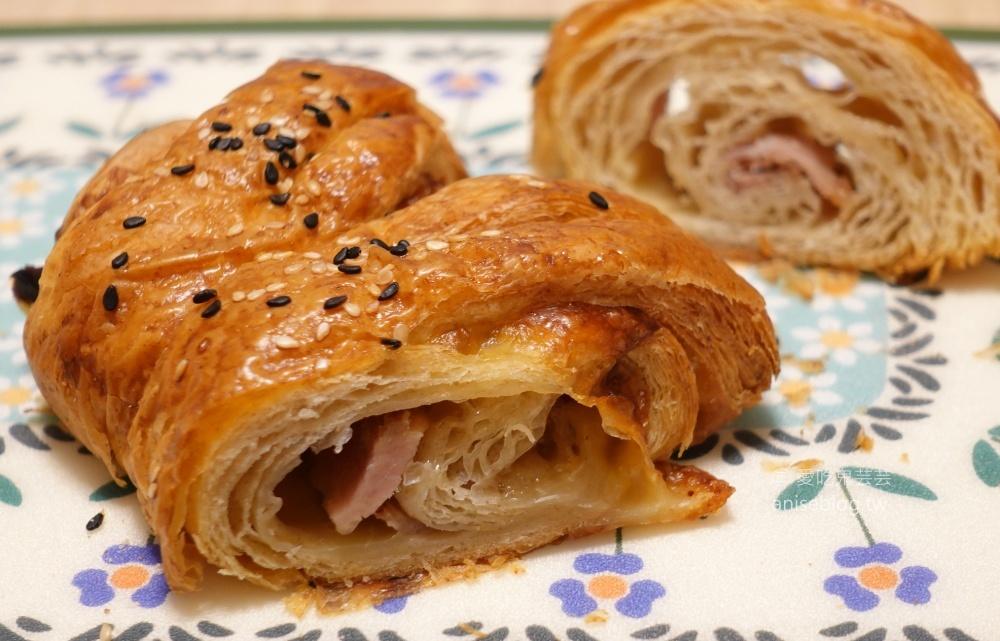 Purebread Bakery,酸麵包、可頌、歐式麵包,捷運大安站美食(姊姊食記)