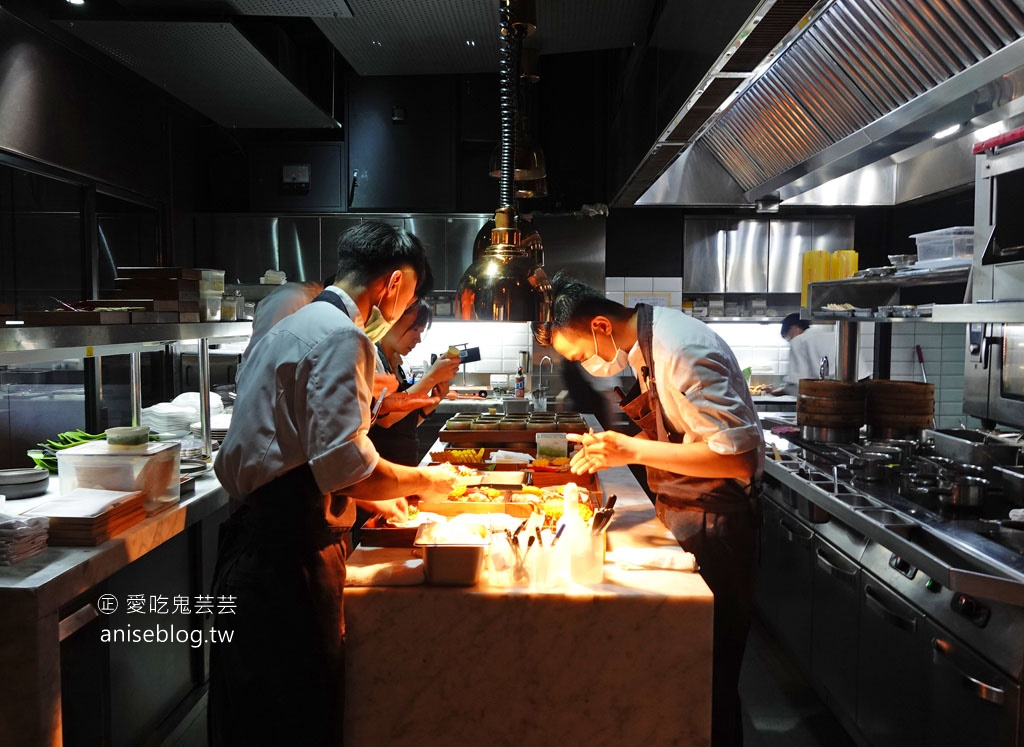 JL Studio現代新加坡料理,台中米其林二星