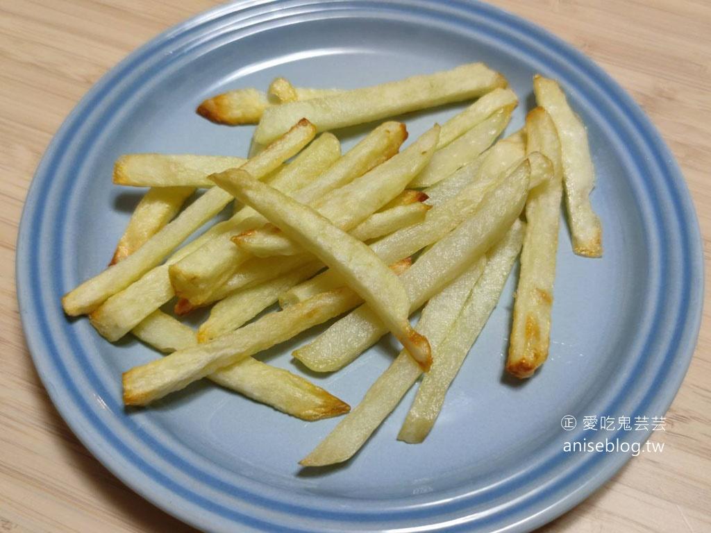 422氣炸薯條,低鹽少油好健康!