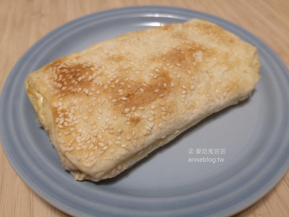 武大郎豆漿店,手工包子、燒餅,大安區六張犁站早餐美食(姊姊食記)