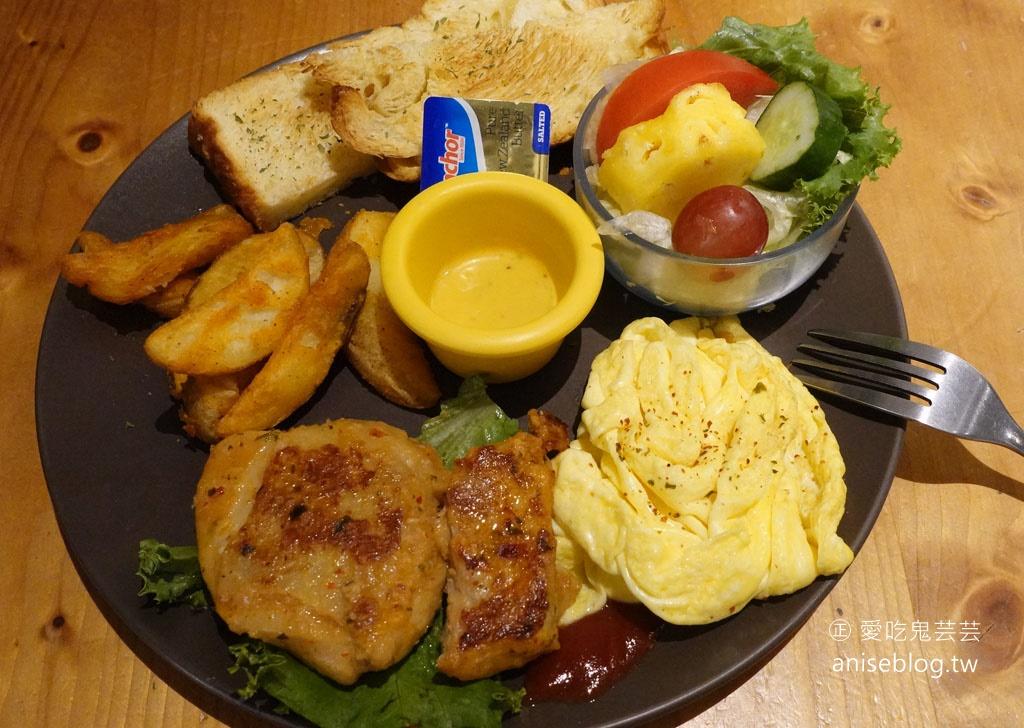桔吉力早餐廚房,嘉義google評價超高早午餐