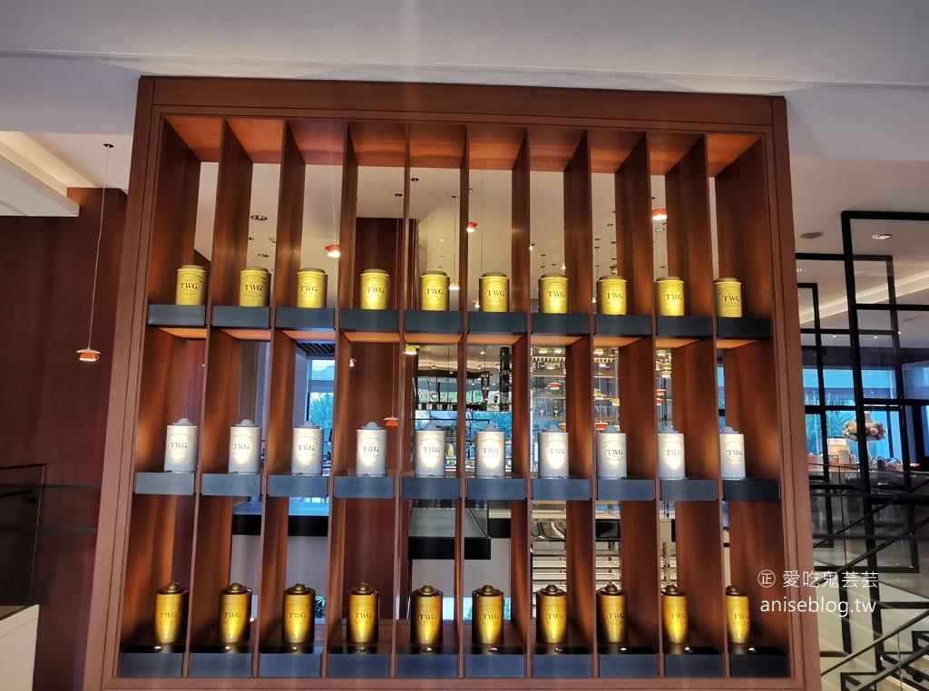 大溪笠復威斯汀度假酒店,充滿南國風情泳池的美好渡假飯店