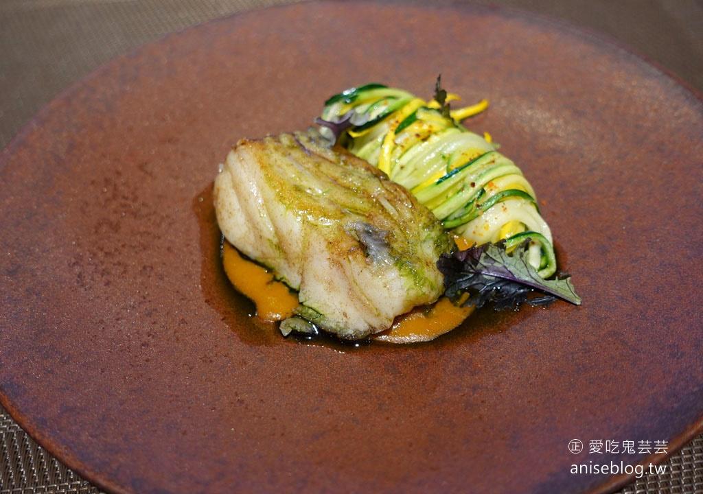 Podium@士林,融合台灣在地食材、亞洲元素與法式料理的私廚料理