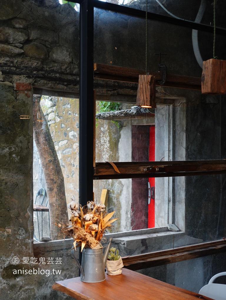 樹夏飲事@墾丁/恆春,廢墟裡的玻璃屋,超夯打卡點!