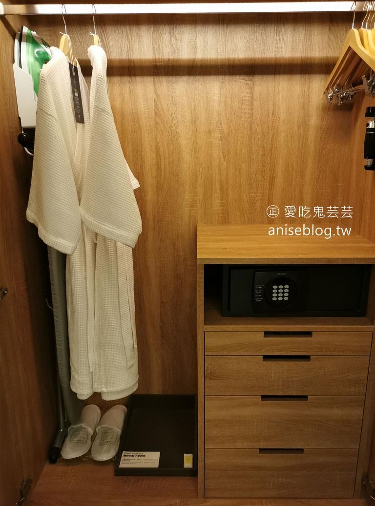 希爾頓逸林酒店@捷運中山站,舒適便利的台北住宿推薦👍