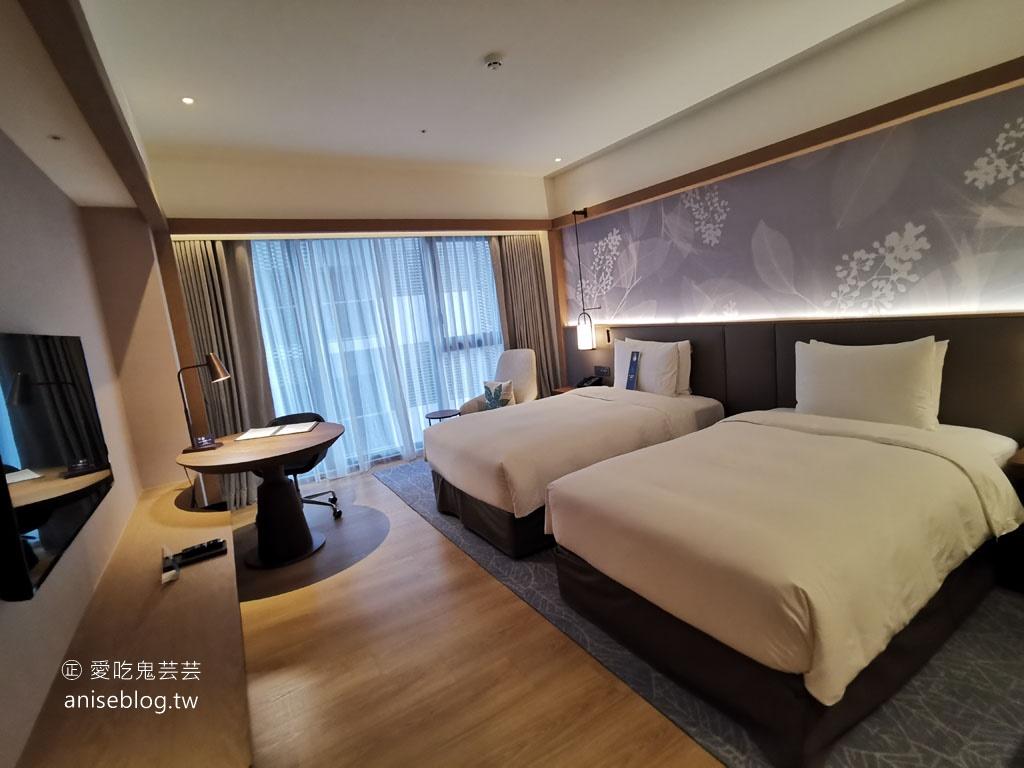 今日熱門文章:希爾頓逸林酒店@捷運中山站,舒適便利的台北住宿推薦👍