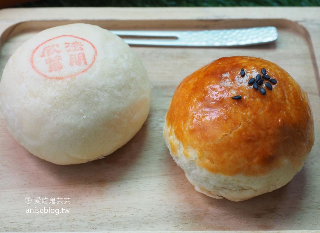 法朋x欣葉聯名雙饗禮盒,蛋黃酥+綠豆椪,中西合併滋味大驚喜!