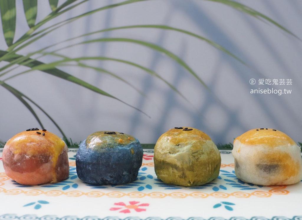 卓也小屋蛋黃酥 | 彩月手信蛋黃酥手帕禮盒