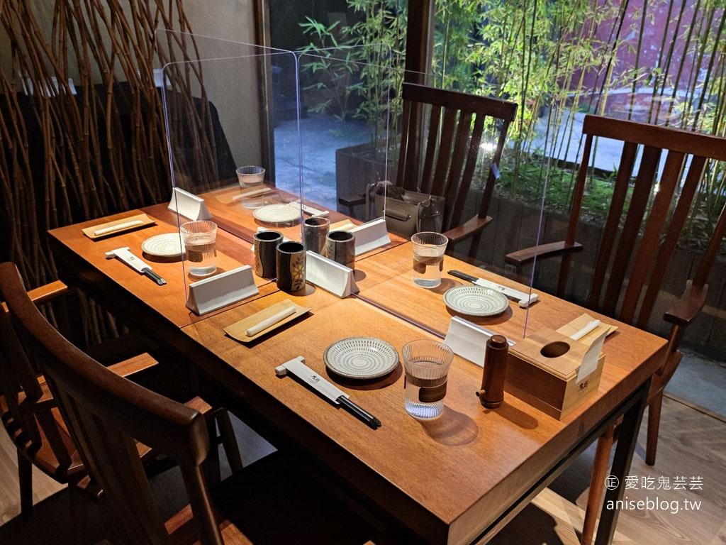 鳥苑地雞燒,傳說中台中最美味的串燒店 @2021年台中米其林餐盤推薦 (文末菜單)
