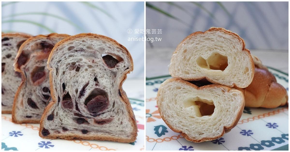 100pain 麵包製造室,傳說中的秒殺麵包,土司真的很厲害! @愛吃鬼芸芸