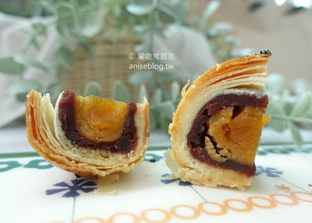 麵包冠軍王鵬傑的「心蛋黃酥」@莎士比亞烘焙坊,南臺灣最高貴蛋黃酥 @愛吃鬼芸芸