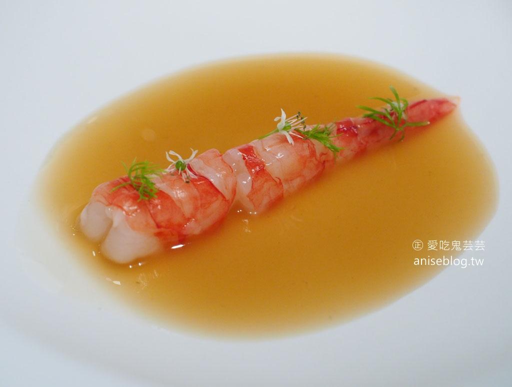 渥達尼斯磨坊,細膩多變化的西班牙料理,恭喜再次榮獲台北米其林一星!