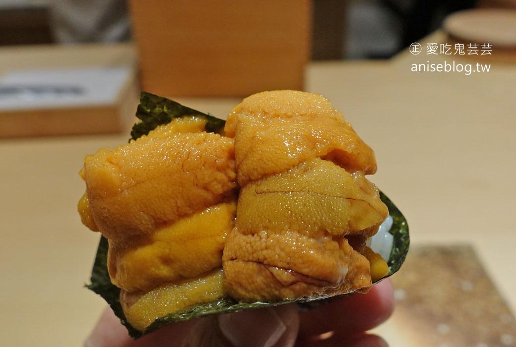 鮨天本,台北最難訂位的日料之一 @米其林二星餐廳