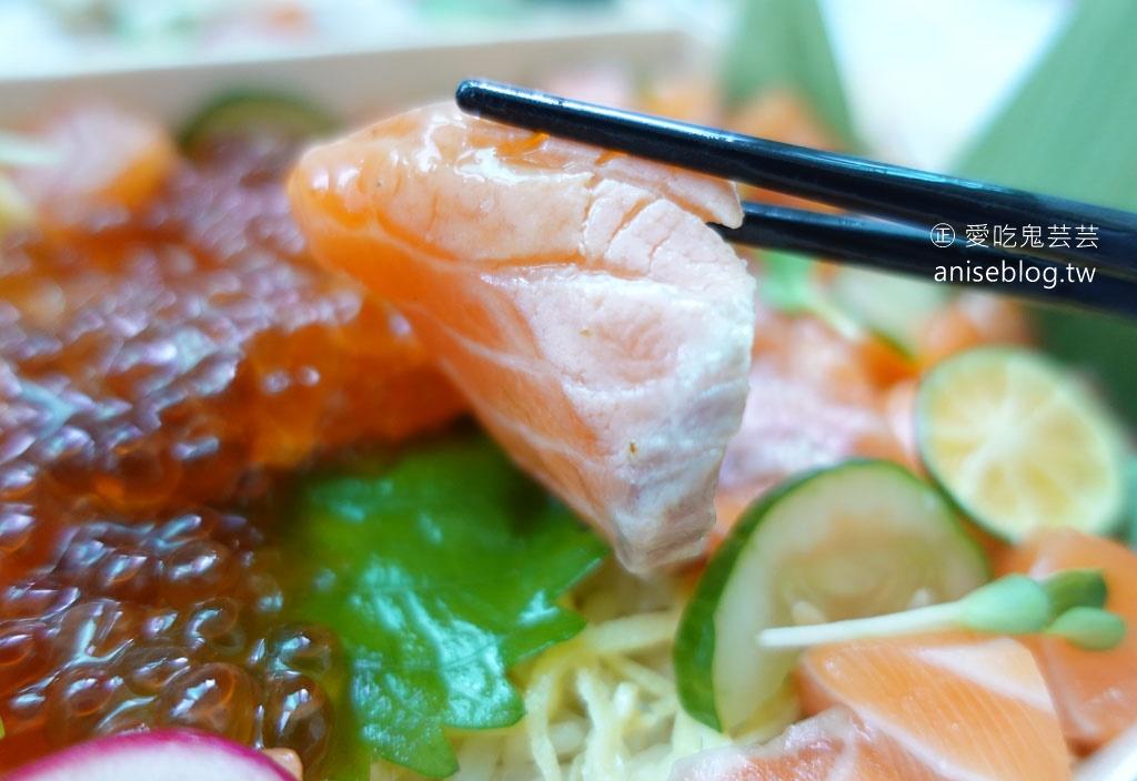 晶華酒店散壽司特價只剩四天,取貨日至10/8止 (5盒免運、買10送1)