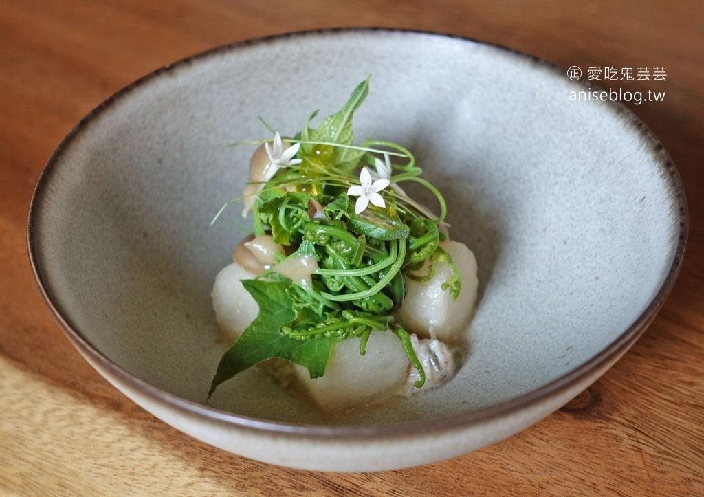 T+T 餐酒館,以現代與法式手法呈現的亞洲風味@台北米其林一星