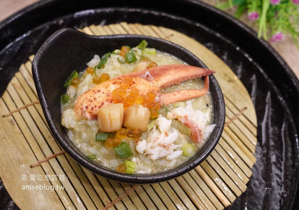 深紅汕頭鍋物,屠龍mini活龍蝦鍋,一樣超豐盛超浮誇!