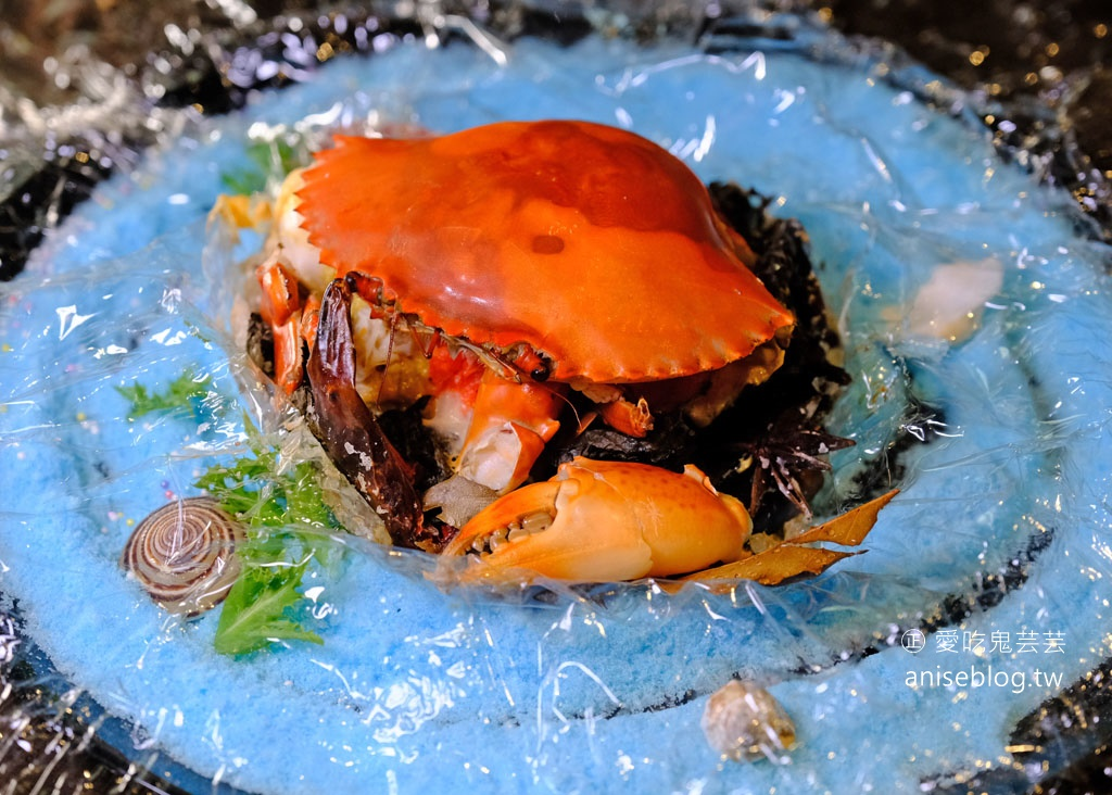 玖尹-新派中式餐酒館秋蟹盛宴!點沙公 +99元送黑椒烤米鴨 (內有五倍券優惠)